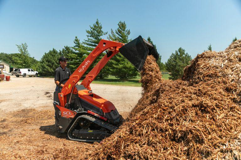 Kubota Mini Skid Steer